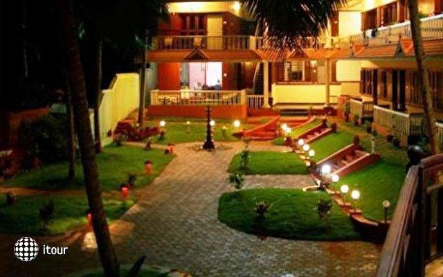 Medicus Ayurbay Ayurvedic Beach Resort 5