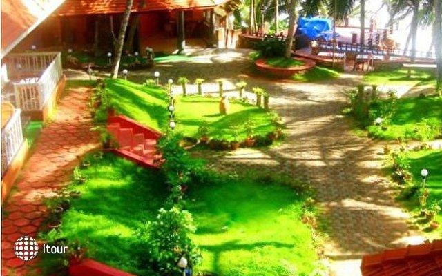 Medicus Ayurbay Ayurvedic Beach Resort 8