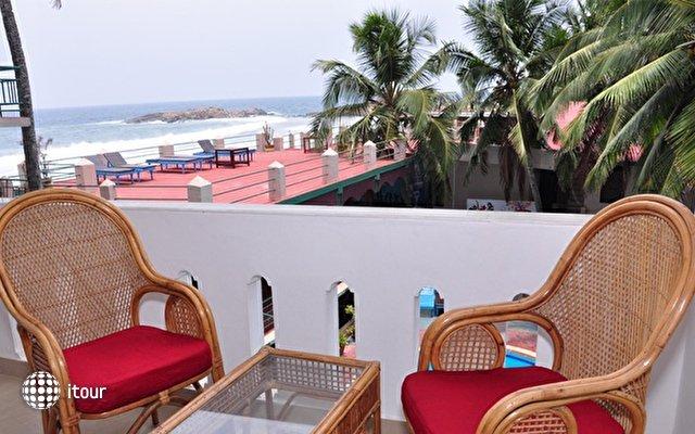 Jeevan Beach Resort  10