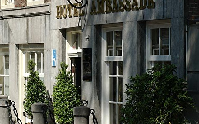 Ambassade Hotel 7