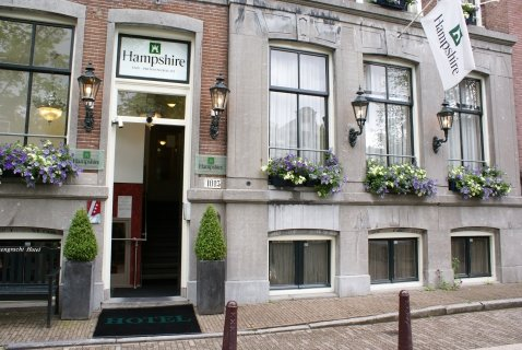 Hampshire Inn Prinsengracht 1