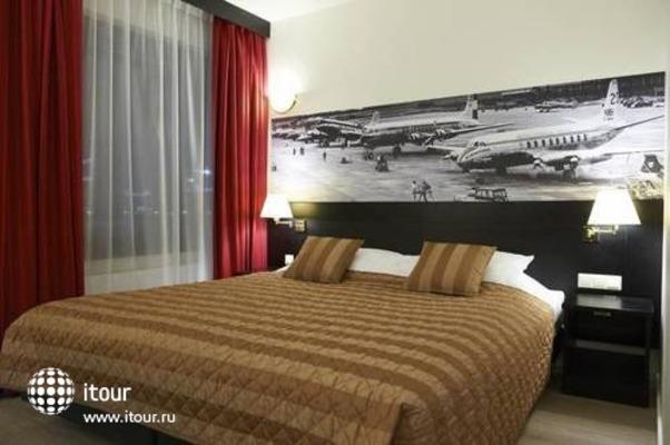 Best Western Amsterdam Airport Hotel 9