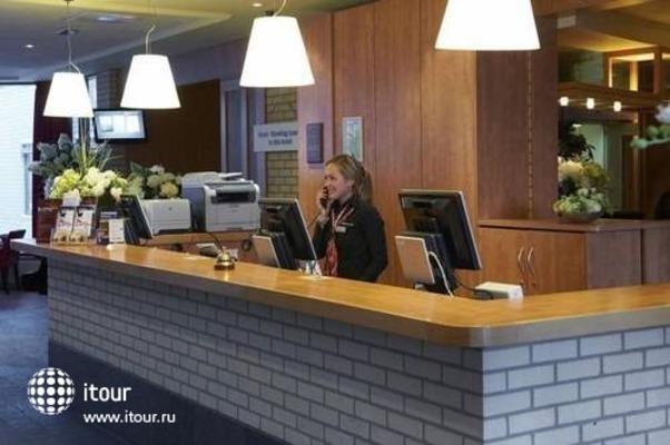 Best Western Amsterdam Airport Hotel 10