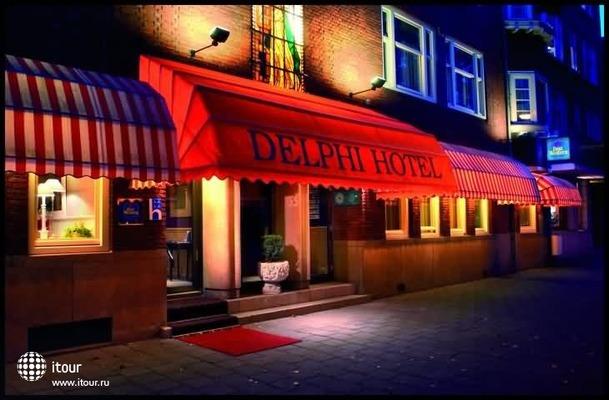 Best Western Delphi Hotel 1