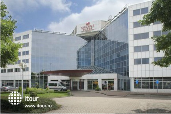 Crowne Plaza Schiphol 1