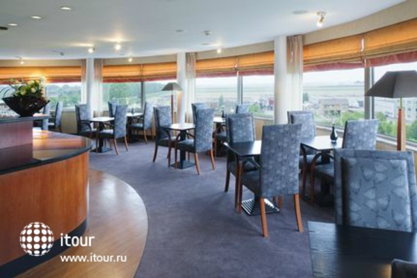 Crowne Plaza Schiphol 7