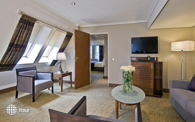 Crowne Plaza Hotel Amsterdam City Centre 4