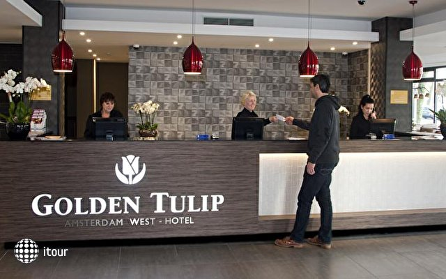 Golden Tulip Amsterdam West 3