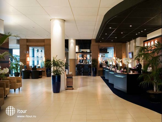 Radisson Blu Hotel Amsterdam Airport (ex. Radisson Sas Hotel Amsterdam Airport) 1
