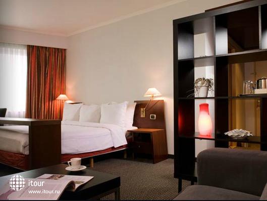 Radisson Blu Hotel Amsterdam Airport (ex. Radisson Sas Hotel Amsterdam Airport) 10