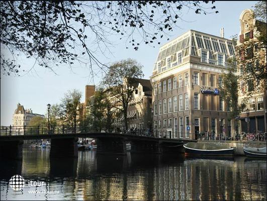 Radisson Blu Hotel Amsterdam (radisson Sas) 1