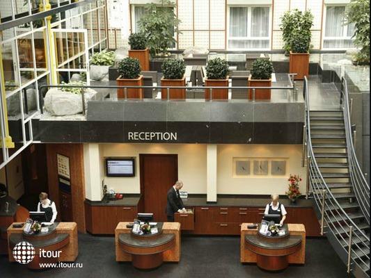Radisson Blu Hotel Amsterdam (radisson Sas) 2