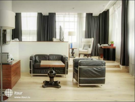 Radisson Blu Hotel Amsterdam (radisson Sas) 4