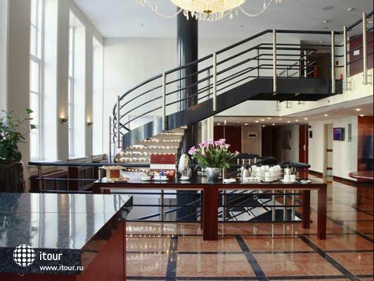 Radisson Blu Hotel Amsterdam (radisson Sas) 6