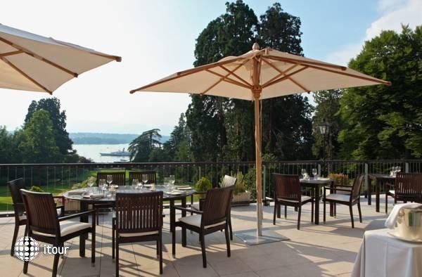 Hotel-restaurant Du Parc Des Eaux-vives 1