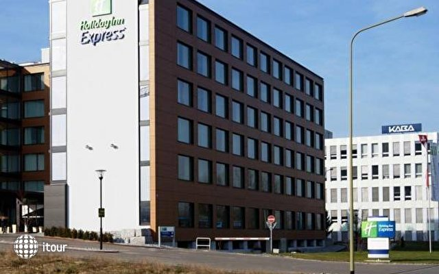 Holiday Inn Express Zurich Airport 1