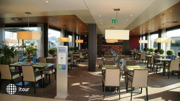 Holiday Inn Express Zurich Airport 4