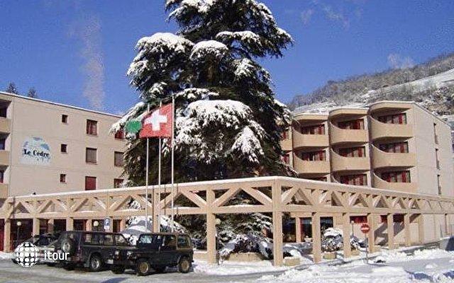 Hotel Le Cedre 4