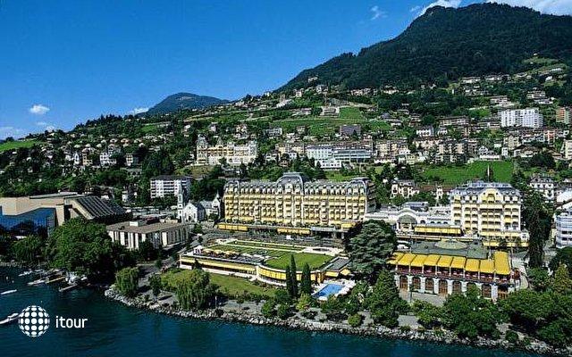 Raffles Le Montreux Palace 1