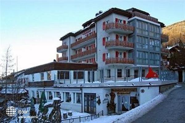 Turm Hotel Swiss Quality Graechen Hotel 1