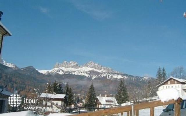 Chalet Cortina 10