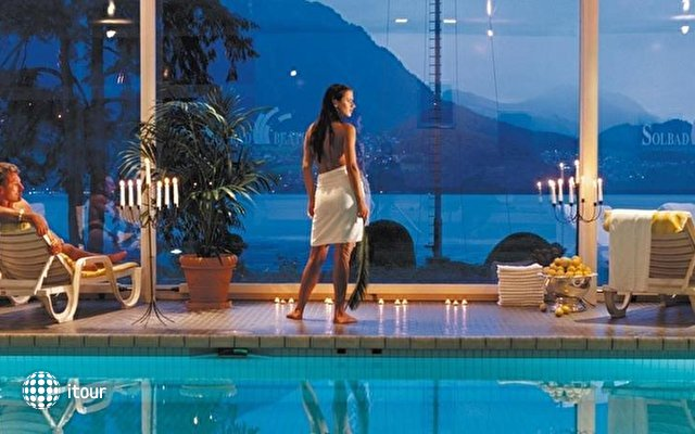 Wellness & Spa Hotel Beatus 3