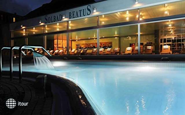 Wellness & Spa Hotel Beatus 5