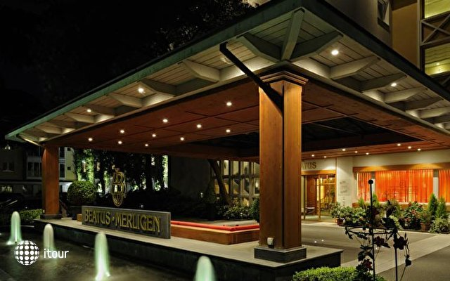 Wellness & Spa Hotel Beatus 6