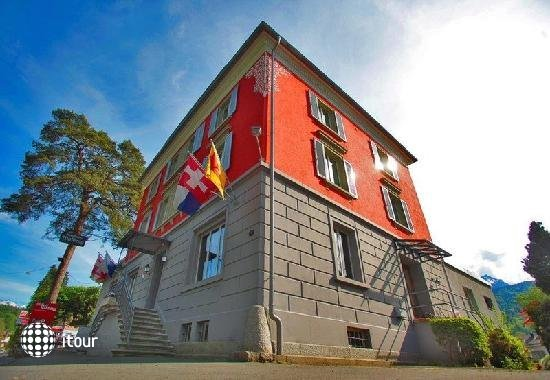 Top Hotel Waldegg 1