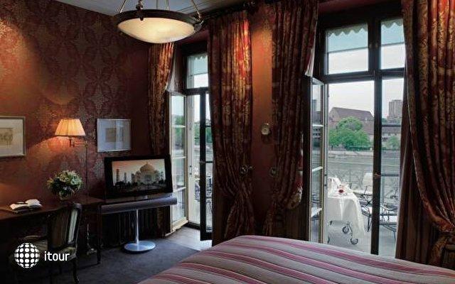 Grand Hotel Les Trois Rois 7
