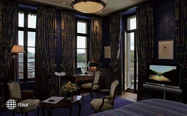 Grand Hotel Les Trois Rois 8