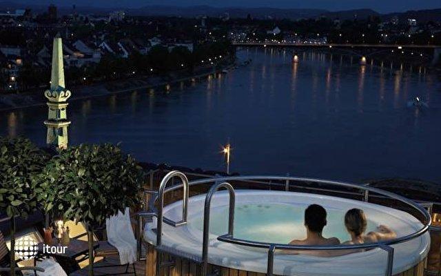 Grand Hotel Les Trois Rois 10