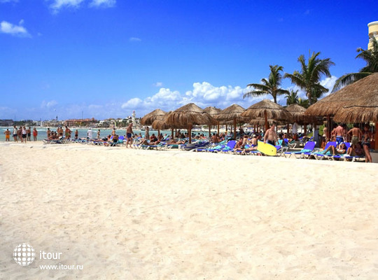 Real Playa Del Carmen Hotel & Beach Club 3