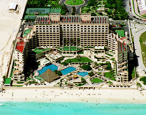 Hard Rock Hotel Cancun (ex. Cancun Palace) 1