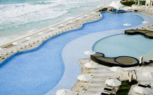 Hard Rock Hotel Cancun (ex. Cancun Palace) 2