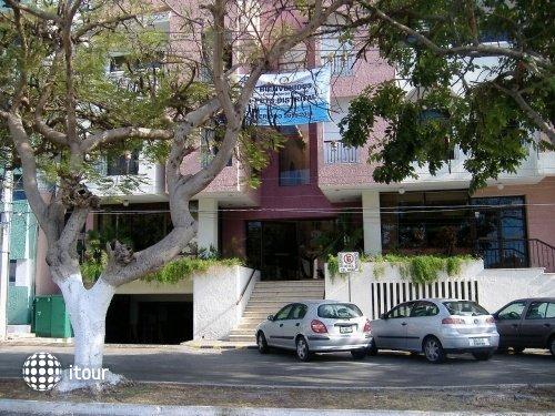 Hotel Del Paseo 1