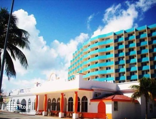 Calypso Hotel Cancun 10