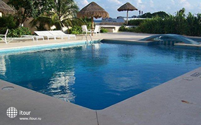 Salvia Cancun Condominiums 1