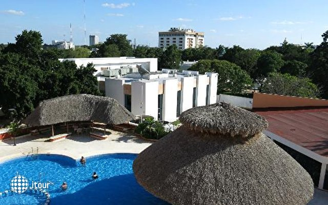 Holiday Inn Merida 10