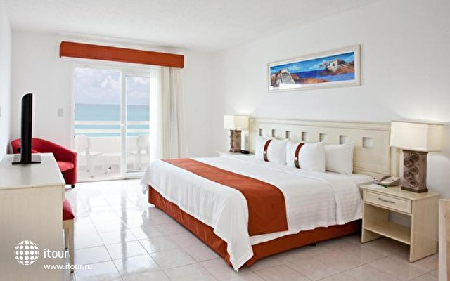 Holiday Inn Cancun-arenas 9