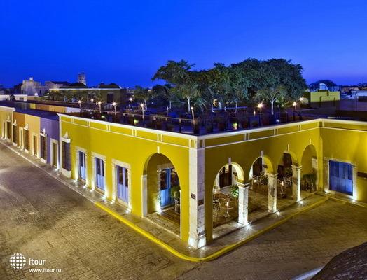 Hacienda Puerta Campeche 1