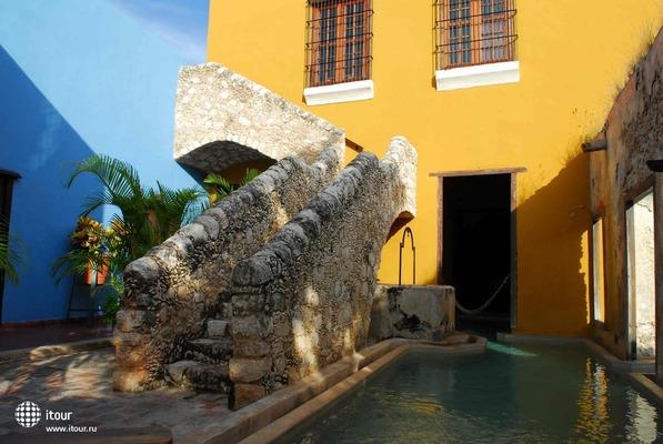 Hacienda Puerta Campeche 5