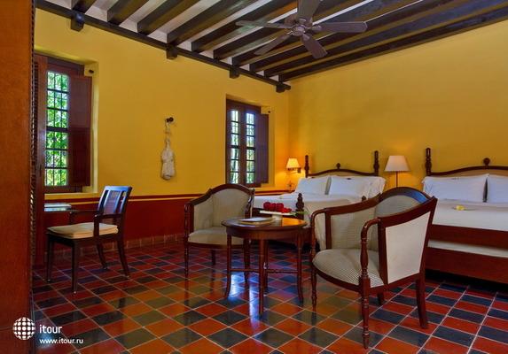 Hacienda Puerta Campeche 10