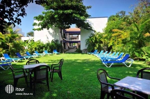 Nina Hotel & Beach Club 7