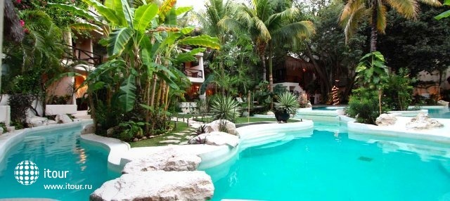 La Tortuga Hotel & Spa 8