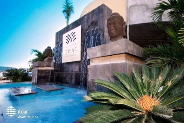 Aldea Thai Luxury Condohotel 4