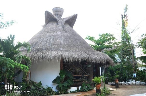 Green Tulum Cabanas & Gardens 4