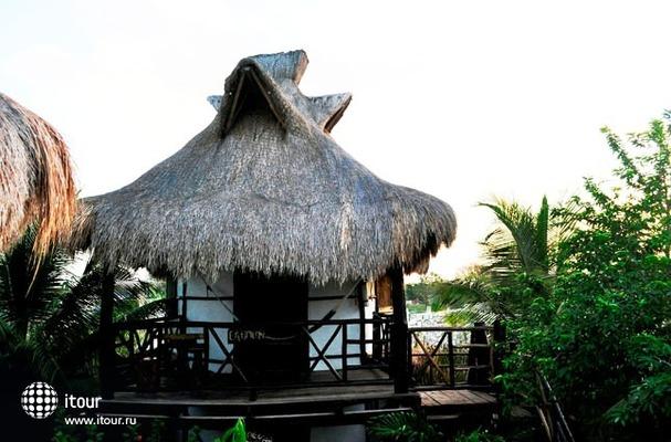 Green Tulum Cabanas & Gardens 6