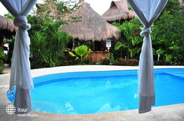 Green Tulum Cabanas & Gardens 2