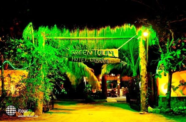 Green Tulum Cabanas & Gardens 8